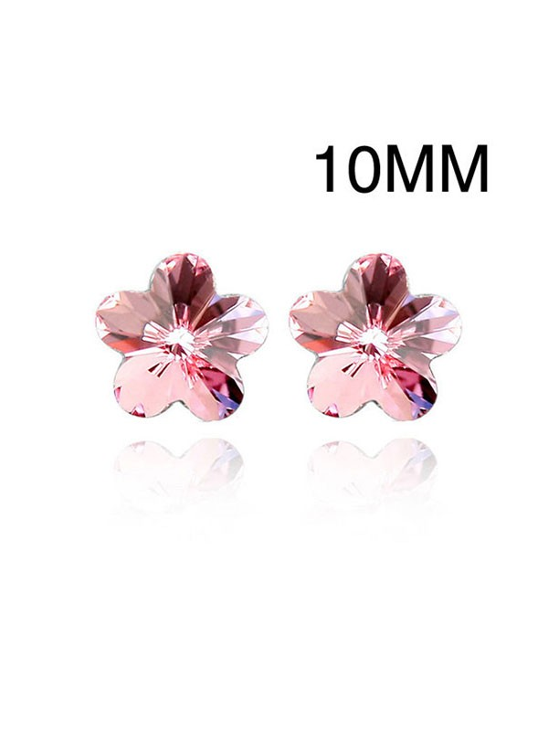 Austria Cristallo Stud Fashion Earrings